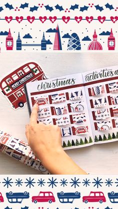 Make time for mulled wine drinking, mince pie eating and festive film watching with our DIY advent calendar. Make sure this Christmas is one to remember Bullet Journal Christmas, December Bullet Journal, Bullet Journal Ideas Pages, Bullet Journal Inspiration, Bullet Journals, Diy Christmas Planner, Christmas Calendar, Christmas Planning, Christmas Countdown