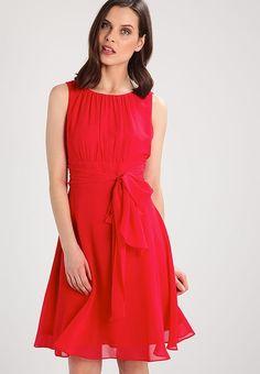 Esprit Collection Sukienka koktajlowa - red  za 379 zł (07.02.17) zamów bezpłatnie na Zalando.pl.