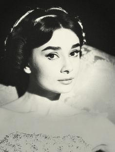 Audrey Hepburn for Love in the Afternoon (1957)