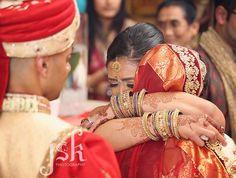 Indian wedding doli. Sisterly love