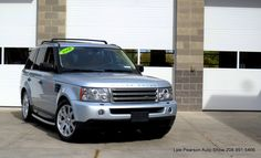 #rangeroversport  #landrover Range Rover Sport just traded in.