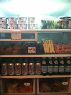 Here is a staff/ teacher appreciation ideas from our director at Bright Horizons at IBM Drive, in Charlotte NC: stock the teacher lounge fridge with a variety of goodies AND healthy snacks! What a nice surprise!