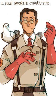 :Medic by JaneDoemmmmm
