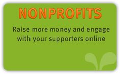 NON-PROFITS collecting donations via a secure button managed by Network for Good | Online Giving Made Easy
