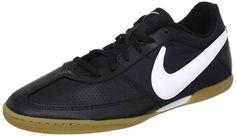 ae2da40b8e3 Nike Men s Davinho Indoor Soccer Shoes Black White Size 11 New Best Soccer  Shoes