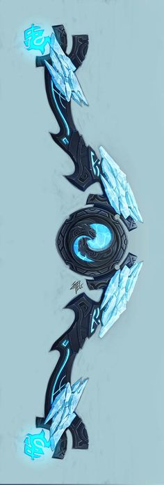 Wrath of the Lich King - Media - World of Warcraft Anime Weapons, Fantasy Weapons, Weapon Concept Art, Video Game Art, World Of Warcraft, Dungeons And Dragons, Art Reference, Character Art, Fantasy Art