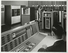 #IBM 7090 Data Processing System / 1960