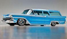 58 Ford Ranchwagon