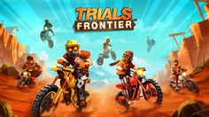 Trials Frontier v5.0.0 (Mod Money)   Trials Frontier v5.0.0 (Mod Money)Requirements:4.0 Overview:Explore a vast world on your motorcycle.  Compete against your friends on Global Leaderboards. Master physics-based tracks to challenge the world's top riders for the best times. Race your motorcycle through a world of adventure crazy characters and unfairly addictive tracks! Experience the ULTIMATE skill-based RACING game on your smartphone and tablet! ACCEPT NO SUBSTITUTES! Physics-based racing…