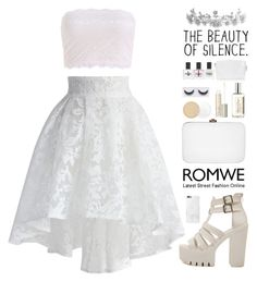 """""""Romwe 4"""" by scarlett-morwenna ❤ liked on Polyvore featuring Chicwish, Rocio, Native Union, Topshop, RGB, Bling Jewelry, Ilia, Rimmel, Georgie Beauty and Atelier Cologne"""