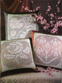 Decorative Crochet Magazines 24 - Gitte Andersen - Picasa Web Albums
