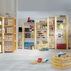 Keller aufräumen mit system  Ordnung und System im Keller   Little Miss Organized Pins ...