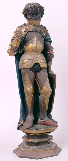 Anonymous German Artist Saint Maurice Germany... - People of Color in European Art History