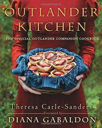 Outlander Kitchen Makes a Great Pie - Art of the Pie® My friend, chef/ food writer Theresa Carle-Sanders' first book Outlander Kitchen is released today, June 14, 2016. I was lucky enough to get a review copy last week and made four of the recipes from it. Read about it here. http://artofthepie.com/outlander-kitchen-makes-a-great-pie/