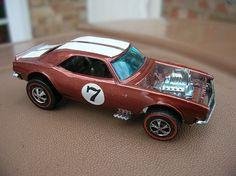 Hot Wheels Red Lines | Hot Wheels Redline Heavy Chevy in Brown