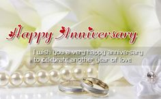 Happy Anniversary Wishes Images and Quotes. Send Anniversary Cards with Messages. Happy wedding anniversary wishes, happy birthday marriage anniversary Anniversary Wishes For Parents, Happy Wedding Anniversary Wishes, Wishes For Brother, Anniversary Message, Anniversary Greetings, Marriage Anniversary, Anniversary Funny, Anniversary Gifts, Wishes Images