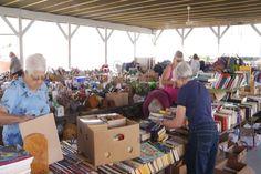 Mecosta Senior Center Yard Sale Raises Thousands of Dollars