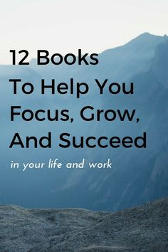 Here are 12 books to help you grow as a person, entrepreneur, and freelancer.