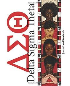By Mr. Alonzo Saunders Delta Sigma Theta Journal and Notebook: Amazon.com: Books