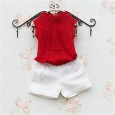 Blouses Baby Girl 2018 Summer Pure Color Chiffon Shirt for Children Fashion Teenage School Girl 8 Candy Colors Blouse - Sewing Kids Clothes, Boys And Girls Clothes, Girls Fashion Clothes, Little Girl Dresses, Fashion Outfits, Cute Kids Fashion, Fashion Women, Girls Blouse, Chiffon Shirt