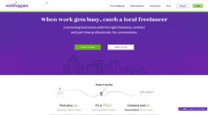 Workhoppers is a site that posts positions for freelance, contract, temporary, or part-time job seekers. Those posting jobs can use Workhoppers to not only find help outsourcing, but also connect those positions to their social media accounts. Freelance Websites, Part Time Jobs, Self, University, Positivity, Social Media, Student, How To Plan, Social Networks
