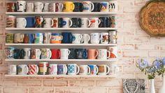 Elas lembram café quentinho, aconchego e amizade, pois presenteamos e somos presenteados por pessoas queridas com canecas. Leia mais >>...