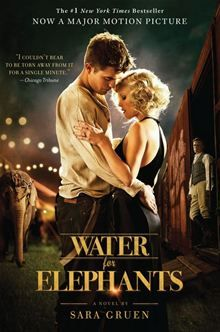 Water For Elephants  By Sara Gruen. Click here to buy this eBook: http://www.kobobooks.com/ebook/Water-For-Elephants/book-qToJSaJUdUG8IXUUGfS-VQ/page1.html?s=Jx_ws96InE6Y58Yt4IcGRQ=1 #ebooks #kobo