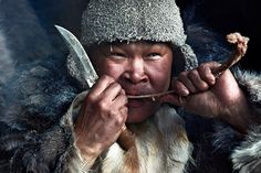 Chukchi man, Siberia, photo by Jimmy Nelson, Before They Pass Away Tribes Of The World, We Are The World, People Around The World, Around The Worlds, Jimmy Nelson, Arctic Tundra, Indigenous Tribes, Passed Away, Anthropology
