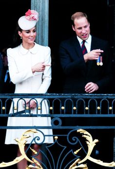 Aug04-14 ~ Kate Middleton & Prince William in Belgium for the WWI 100 Years Commemoration Ceremony