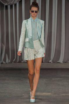 Christian Siriano Spring 2013 RTW Collection - Fashion on TheCut