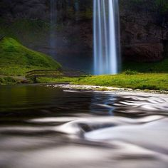 WOW! Seljalandsfoss - Iceland. Photo Credit : @calsnape TAG #expatoutlet in your amazing outdoor adventures! Online store opens in September 2015. Join our mailing list or like our Facebook page for upcoming news about our opening. #exeat #expatlife #nomad #expatliving #nomadlife #travel #backpacker #waterfalls #mountains #followme #follows #follow #digitalnomad #digitalnomadlife #backpackerlife #backpackerstyle