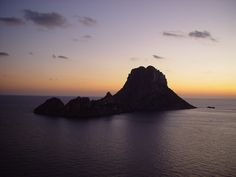 ES VEDRA - Famous landmark and Mysterious Rock island Rock Island, Famous Landmarks, Mysterious, Ibiza, Monument Valley, Mystery, Water, Travel, Outdoor