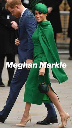 Meghan Markle Dress, Meghan Markle Wedding Dress, Meghan Markle Style, Prince Harry Et Meghan, Princess Meghan, Celebrity Dresses, Celebrity Style, Zendaya Dress, Grammy Red Carpet