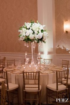 Romantic Ivory and Blush at the Belo Pavilion 1.12.16 I Branching Out Floral & Event Design - Dallas branchingoutevents.com I Planner - Sweet Pea Events I Photographer - Perez Photography I Ceremony - St. Thomas Aquinas Church I Reception - Belo Mansion & Pavilion