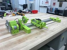 Picture of 3D Printed Lathe