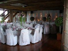 #weddingreception #freshflowercentrepieces #candelabra