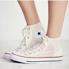 NEW WOMEN CONVERSE ALL STAR CHUCK TAYLOR CTAS PARCHMENT HI TOP LACE 551538F  8.5 #Converse #BasketballShoes