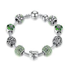 Original SYLVIA LOOM Ladies Charm Bracelet