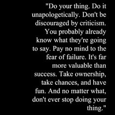 do your thang quote #doyourthing