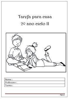 Aprender pela experiência: Apostila de lição de casa Língua Portuguesa