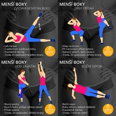 Body Fitness, Health Fitness, Hips Dips, Healthy Lifestyle Tips, Natural Medicine, Excercise, At Home Workouts, Pilates, Program