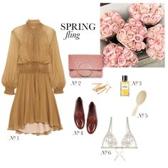 Shopping Guide | The Edit: Spring Fling March 2017 - billowy Chloé dresses and chic suede clutches, tassel loafers and Chanel
