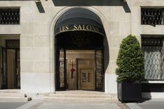 Les Salons - Four Seasons Hotel George V