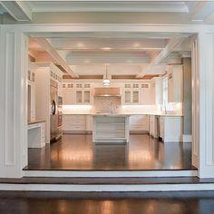 Open Concept Kitchen Living Room Design Ideas Casas