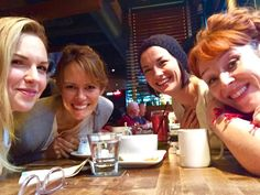 An Angel, a Witch, a Sheriff and The Darkness walk into a bar #VClub #SPN @divinepigeon @RuthieConnell @bigEswallz