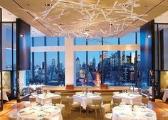 Asiate The Best NYC Restaurants with a View #TravelSort