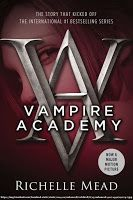 "I got lost in books: Review: ""Vampire Academy"" by Richelle Mead"