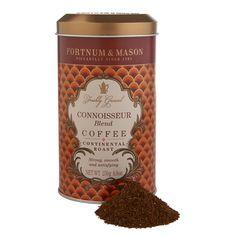 Connoisseur Blend Coffee, 250g Tin
