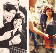 Can we talk about Lou's bicep in the right picture??!!?!