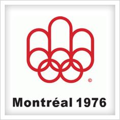 Milton Glaser Analyzes Olympic Logo Design Through the Ages 1976 Olympics, 2010 Winter Olympics, Summer Olympics, Milton Glaser, Montreal Ville, Of Montreal, Montreal Canada, History Of Olympics, Logo Design Love